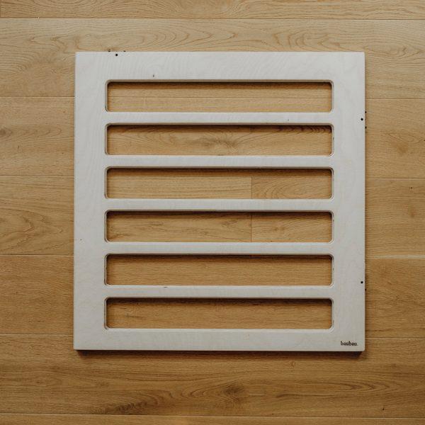 baubau Basiswürfel Seitenwand mit Leiter