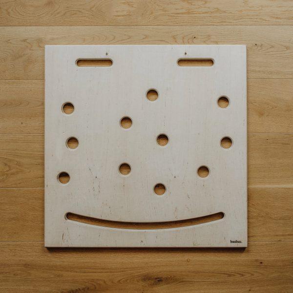 baubau Basiswürfel Seitenwand mit Löcher