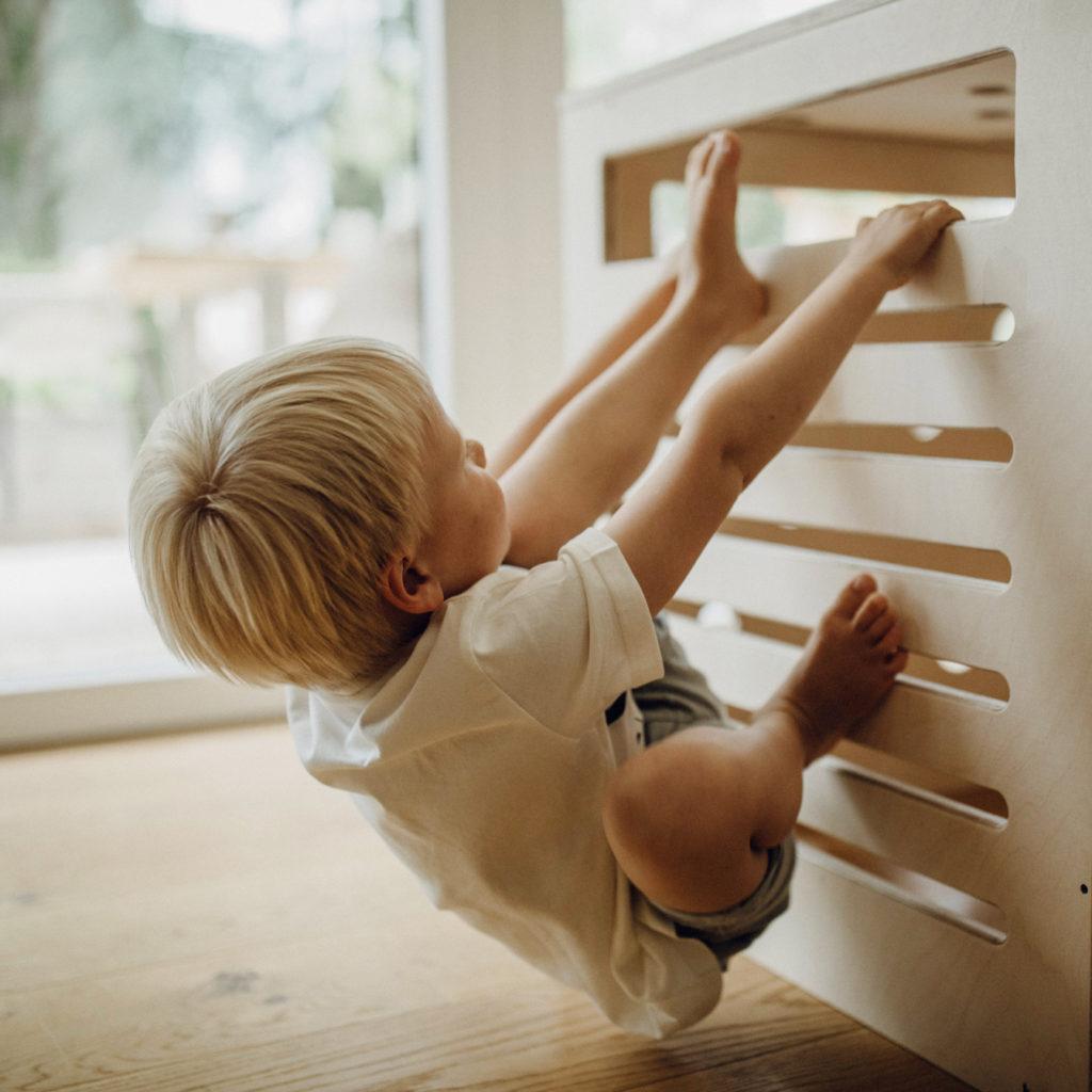 baubau fördert die motorische Entwicklung von Kindern